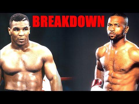 Mike Tyson vs Roy Jones Jr BREAKDOWN and PREDICTION