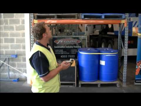Forklift Training - Pre start inspection - Part 3/6