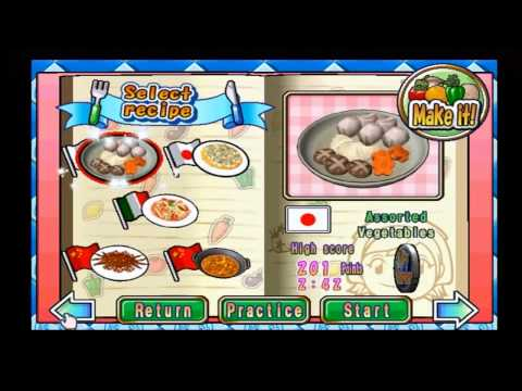 Cooking Mama Cook Off!