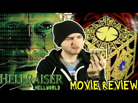 Hellraiser Hellworld (2005) - Movie Review | How's This For a Wake Up Call?