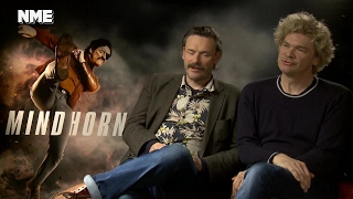 Nonton Mindhorn: Julian Barratt & Simon Farnaby reveal the 'evil' joke that didn't make the final cut Film Subtitle Indonesia Streaming Movie Download
