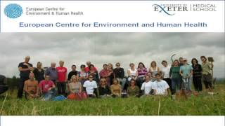 Interconnections between the environment and human health - opportunities and challenges