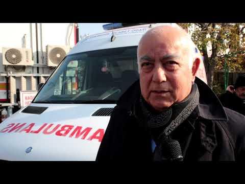 Eskişehir Ticaret Odası Hasta Nakil Ambulansı Hizmeti Röportajları