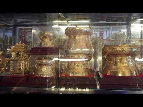 Cửa hàng bán trống đồng, quà tặng bằng đồng, tranh trống đồng tại Hà Nội đẹp nhất