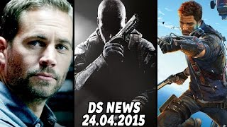 Nonton DS News - Just Cause 3, Fast & Furious 8, Fifty Shades Darker, Telltale Marvel CoD Black Ops 3 Jason Film Subtitle Indonesia Streaming Movie Download