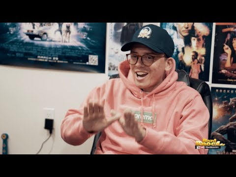 "Logic Talks ""Wu Tang Forever"", RZA, First Show Ever Opening for Ghostface"