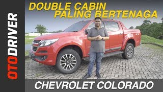 Video Chevrolet Colorado 2017 Review Indonesia | OtoDriver MP3, 3GP, MP4, WEBM, AVI, FLV Desember 2017