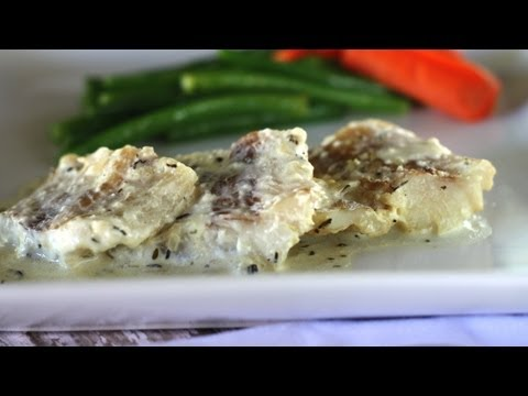 French Recipe: How to Make Baked Fish in a Cream Sauce – Ca Sot Kem