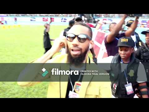 ASABA 2018: PHYNO , HARRYSONG & ZORO HEAVY PERFORMANCE IN ASABA NEW STADIUM