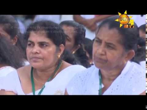 Hiru Abhiwandana – Poya Day Daham Discussion