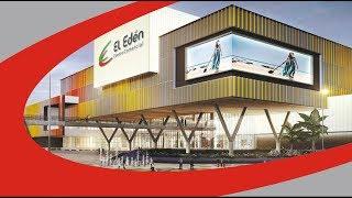 El Edén Centro Comercial Con el respaldo de la Organización Luis Carlos Sarmiento Angulo, El Edén constituirá el Centro...