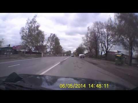 Авария в Владимирской области