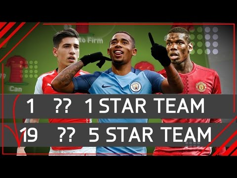 WHAT IF ONLY YOUNG PLAYERS PLAYED IN THE EPL?! - SHOCK WINNERS + RELEGATION | FIFA 17 EXPERIMENT!