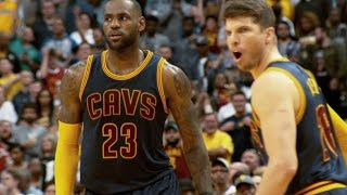 NBA Game Spotlight: Cavaliers at Pacers Game 4 by NBA