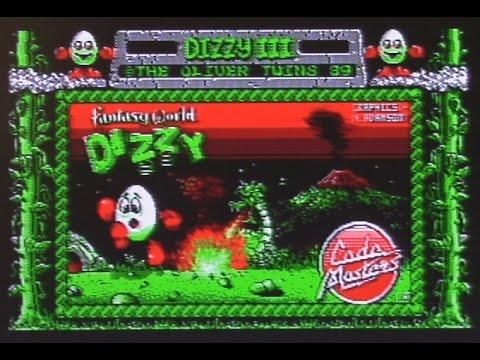 Fantasy World Dizzy - Amstrad CPC