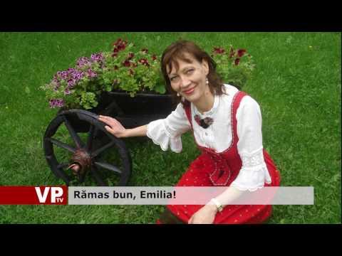 Rămas bun, Emilia!