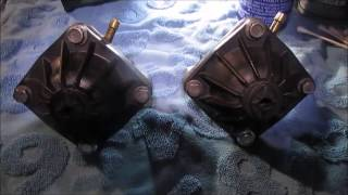 7. How To Clean Polaris Snowmobile CFI Exhaust Valves The Proper Way !