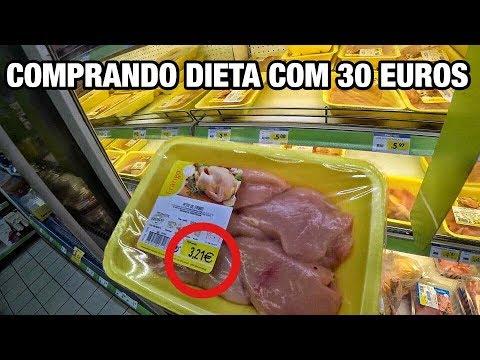 COMPRANDO DIETA COM 30 EUROS