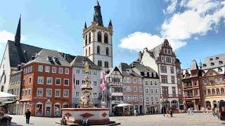 Trier Germany  city photos : Die schönsten Sehenswürdigkeiten von Trier die man gesehen haben musss / Sightseeings of Trier