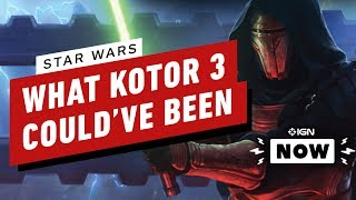 Dang It, KOTOR 3 Sounded Awesome - IGN Now by IGN
