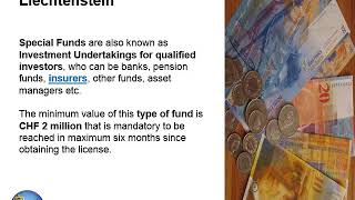 Foreign investors can set up various types of investment funds in Liechtenstein. This video presents the main requirements for...