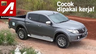 Download Lagu Mitsubishi Strada Triton Exceed 4x4 Review & Test Drive by AutonetMagz Mp3