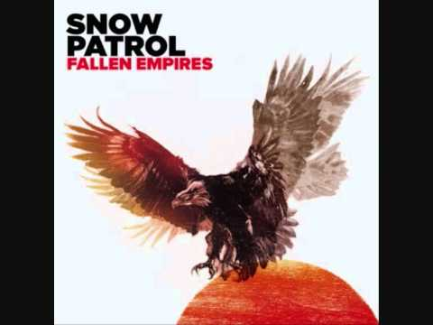 Snow Patrol - I'll never let go lyrics