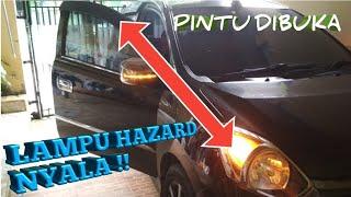 Video Auto Hazard Lamp - Buat lampu Hazard hidup saat pintu dibuka MP3, 3GP, MP4, WEBM, AVI, FLV Juli 2018