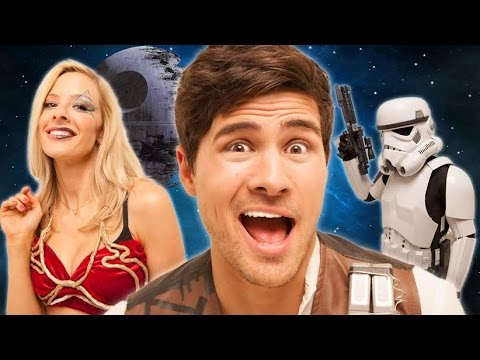smosh - Bloopers, BTS, and More! http://youtu.be/PJN1K0LuLK4 Honest Pokemon Game Trailer: http://youtu.be/xMq-FyDBeBA Disney's Star Wars: The Musical! http://youtu.b...