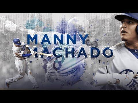 Manny Machado - 2019 Fantasy Baseball Outlook