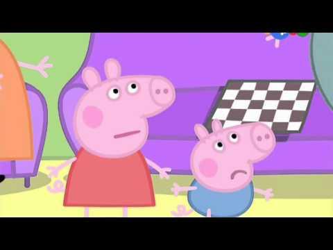 Свинка Пеппа S01E02 (видео)