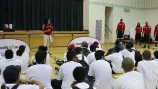 /YouthLink receives $50,000 Raptors Community Action Grant