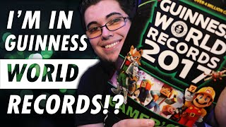 Zero featured on the Guinness Gaming Word Records 2017