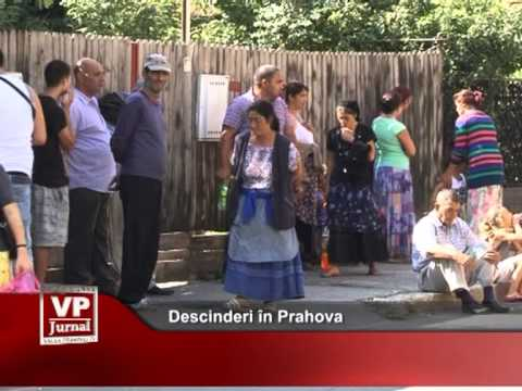 Descinderi în Prahova