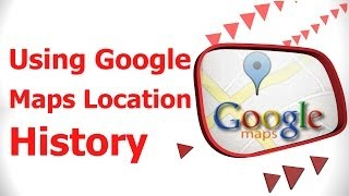 To Use Google Maps Location History: - Log in to your Google maps account, click the My Location button - Go to Location History Google Maps or type in ...