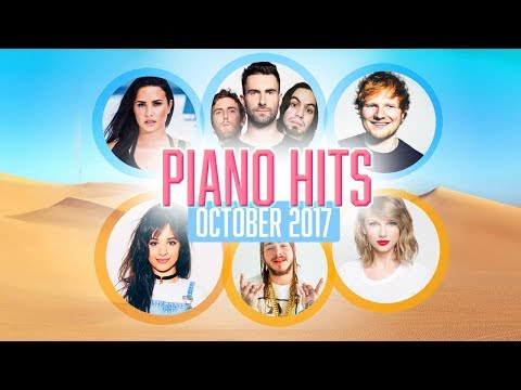 Download Piano Hits Pop Songs October 2017 : Over 1 hour of Billboard hits - music for classroom ,studying HD Mp4 3GP Video and MP3