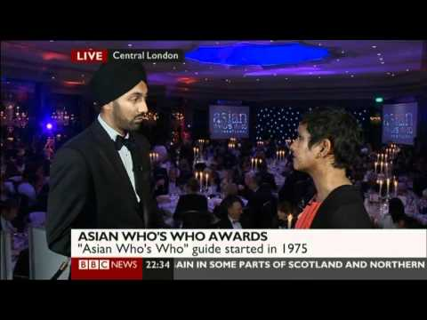 Asian Whos Who 2011 video