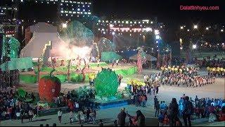 Festival Hoa Đà Lạt Lần 5 - Khai Mạc - Duyệt Văn Nghệ 25-12-2013 - P2/2