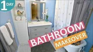 Bathroom Makeover in a Day | Scott's House Call S2 (EP 2)