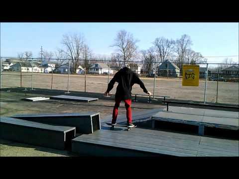 Rochester indiana skateboarder