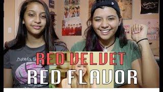 Red Velvet 레드벨벳_빨간 맛 (Red Flavor) MV REACTION!