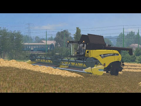NEW HOLLAND CR 90.75 v2.0