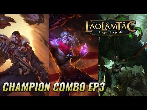 [Cẩm nang] Hướng Dẫn: Combo Các Vị Tướng (Phần 3) thumbnail