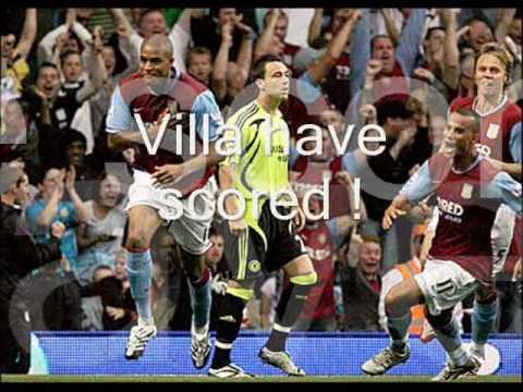 Especial del Aston Villa