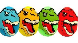Video Dinozor Sürpriz Yumurtaları İle Renkleri Öğren MP3, 3GP, MP4, WEBM, AVI, FLV November 2017