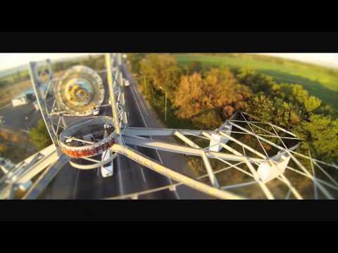 Taldykorgan Drone Video
