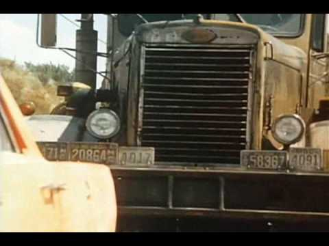 duel - Terror in your rear view mirror. Theatrical trailer for 1971's Steven Spielberg classic Duel, starring Dennis Weaver.