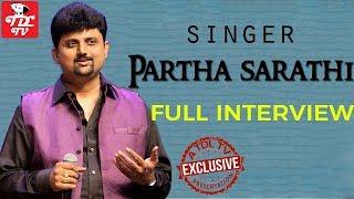 Singer Parthasarathy Exclusive Interview    Telugu Interviews    Chiranjeevi Movie Hit Songs