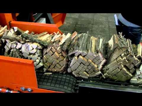 Kindling&firewood splitter KSxU-350/Zündholzautomat/ Дровокол