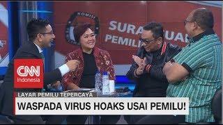 Video Saat Anita Wahid Nasihati TKN Jokowi & BPN Prabowo Stop Buat Hoaks MP3, 3GP, MP4, WEBM, AVI, FLV Juni 2019